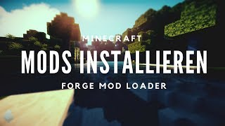 Minecraft MODS INSTALLIEREN - NEU ! - Forge Tutorial (deutsch)