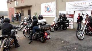 Hubertus Jakubowo i motorki 2010