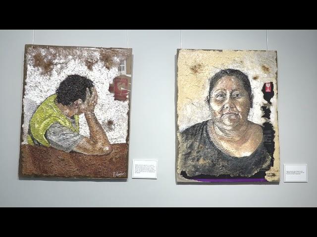 """Exposición """"Frágiles"""" de Damián Retamar"""