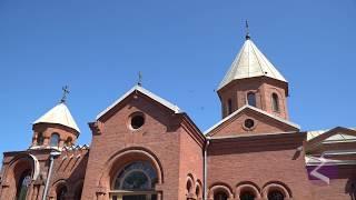 Армяне Владикавказа. Церковь Святого Григория Просветителя