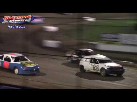 Sheyenne Speedway Mini Stock A-Main (5/27/19)