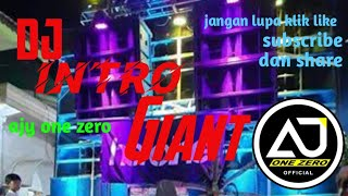 Gambar cover DJ intro Giant gresik