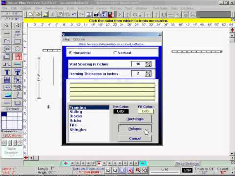 Home Plan Pro Portable برنامج رسم و تخطيط المنازل