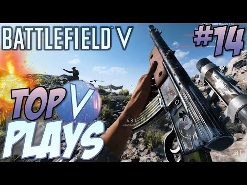 Battlefield 5 - Top 10 Plays Of The Week #14 (BFV Multiplayer Gameplay Montage) thumbnail