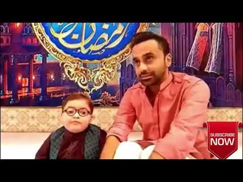Ahmad Shah interesting conversation with Waseem badami