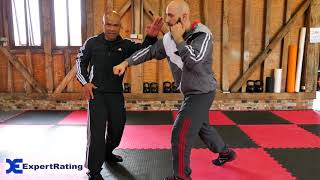 How To Defend A Straight Punch