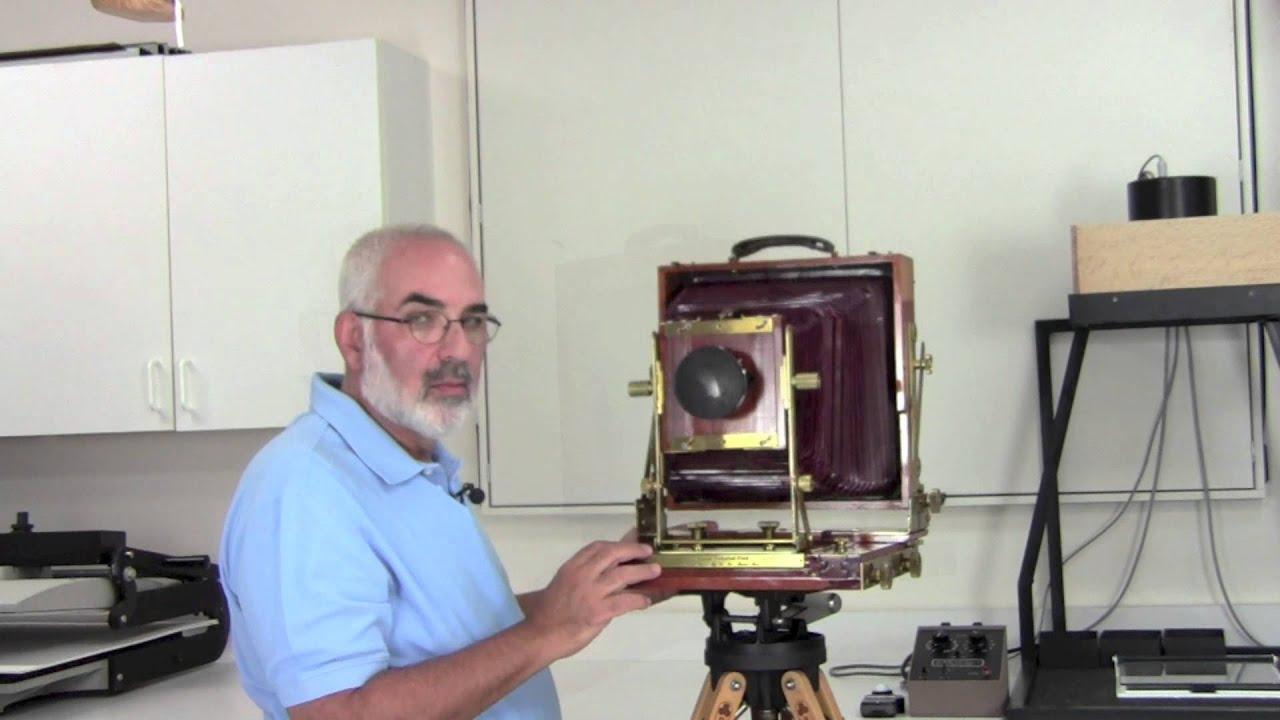 56  Wisner 8x10 technical Field Camera