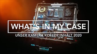 What's in my Case | Unser Kamera-Koffer 2020