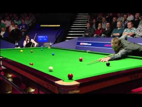 BBC Sport - World Snooker Championship Ali Carter fightback shocks Judd Trump