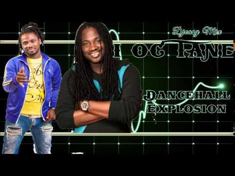 I-OCTANE Dancehall ShowDown  mix by djeasy