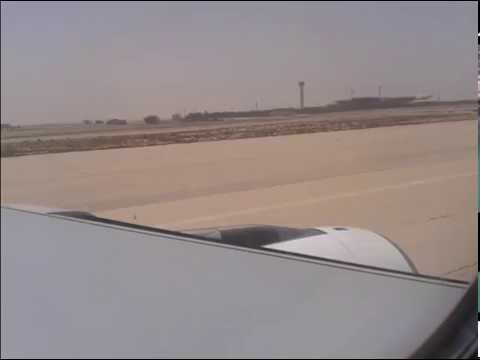 Saudia Airbus A330-300 Takeoff from King Fahd International Airport