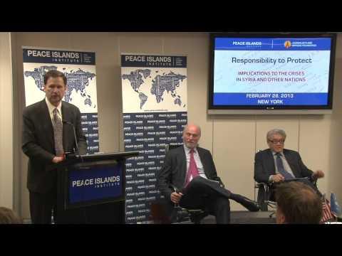 Responsibility to Protect - Professor Michael Doyle