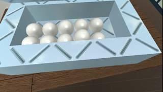 Dane boe Scared eggs:Roblox