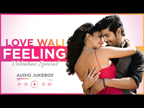 "Thumbnail: Valentine's Day Special Songs: LOVE WALI FEELING | ""Romantic Hindi Songs"" 2017 