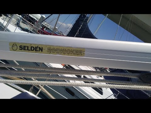 Replacing The Gas Strut In Selden Rodkicker