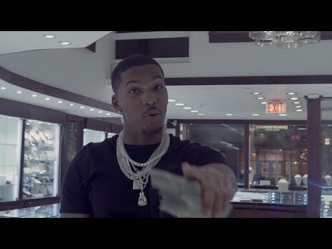 600Breezy - No Effort (Official Video)