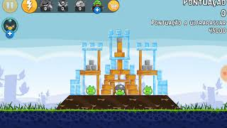 Angry birds classic mighty league #1