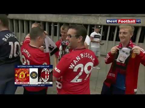 Man Utd Vs Ac Milan 2-2 (penalties 5-4) All Goals And Highlights