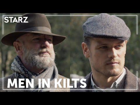 Men in Kilts | Official Teaser | STARZ