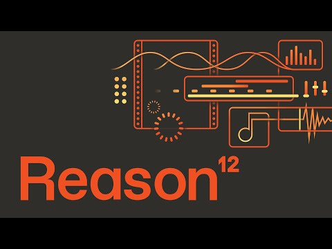 Reason 12 Has Arrived! - The Updated Combinator, Mimic Creative Sampler, High-Res Graphics, and more