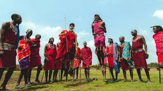 أغرب قبائل بالعالم - قبائل الماساي African Tribes 🇰🇪