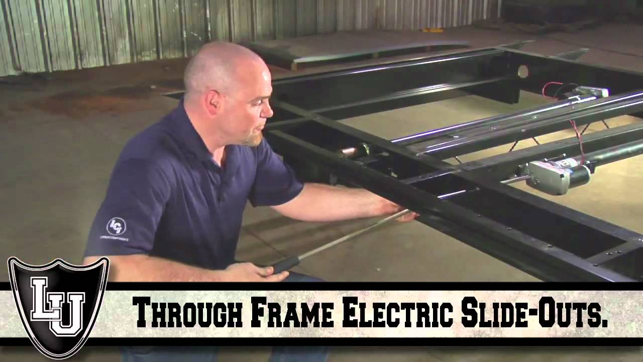 How to Manually Extend or Retract an Electric SlideOut System  YouTube