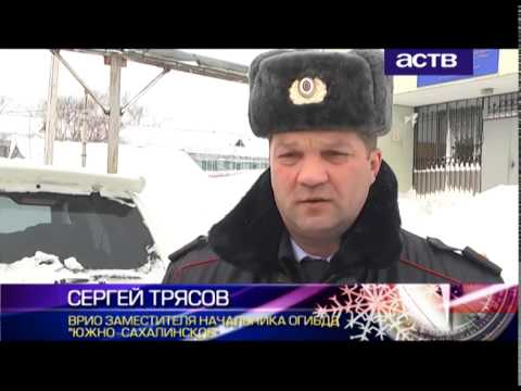 В Южно-Сахалинске темпов расчистки не выдерживает техника