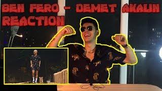 BEN FERO - DEMET AKALIN // REACTION // (BEN FERO COSPLAYLİ)