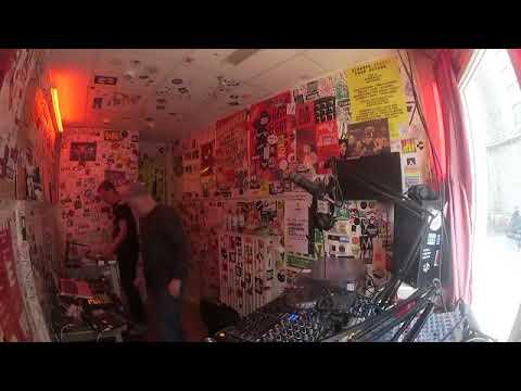 GRAPH live @ Red Light Radio Amsterdam