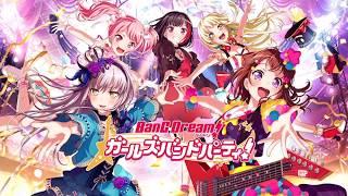 バンドリン[Girls Band Party] シルエット[Silhouette] Expert