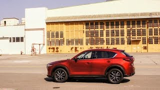 2018 car news Mazda CX-5 combines sharp styling with sharp handling