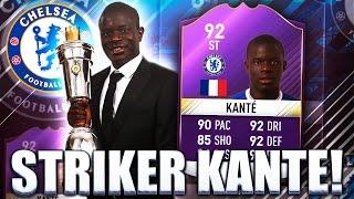 STRIKER POTY KANTE 92!!! INSANE CARD! FIFA 17 ULTIMATE TEAM