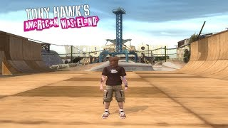 Paperbaghead's New Adventures | Tony Hawk's American Wasteland Funny Moments and Fails