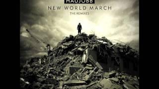 Haujobb - New World March  (Anklebiter Remix)