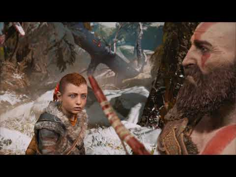 God of War - the first 20 minutes on PS4 Pro @ 4K