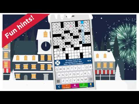 A Very Happy New Year From Daily Celebrity Crossword!
