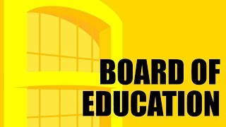 Board of Education Meeting of May 4th, 2021