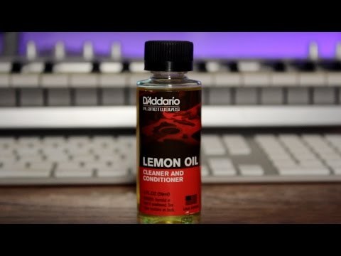 Planet Waves - Lemon Oil (Keep those fretboards hydrated)