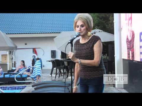Karaoke at Quench Ip casino resort spa Biloxi July 15 Highlights hosted by DJJB