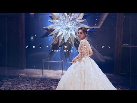 Andy+Alice 婚禮錄影MV