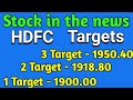 HDFC Bank Stock Intraday Trading Strategies - YouTube