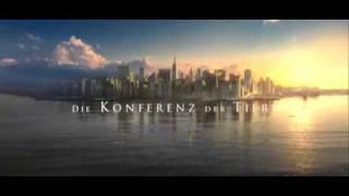 Konferenz der Tiere - Kino Trailer deutsch