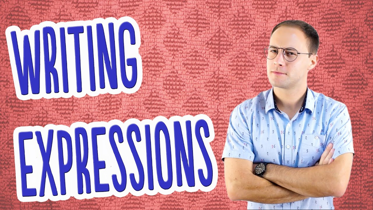 Download Writing Expressions