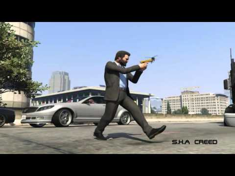 GTA 5- Most Wanted feat Jazzy B and Snoop Dog Official Video