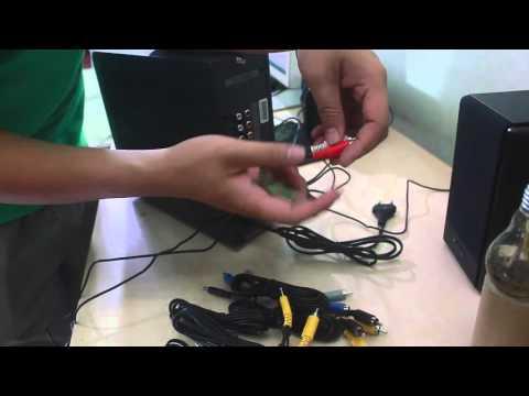 Video Hướng Dẫn Cách Lắp Hệ Thống Loa 5.1 Cho Máy Tính PC