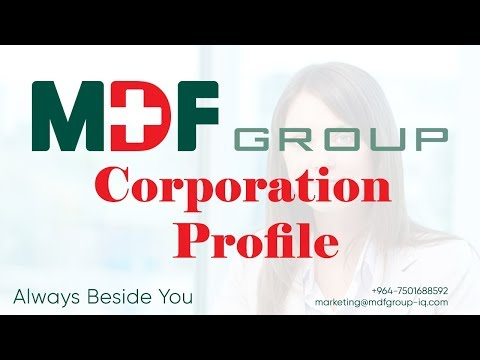 MDF Group - IQ - We Always Beside You !