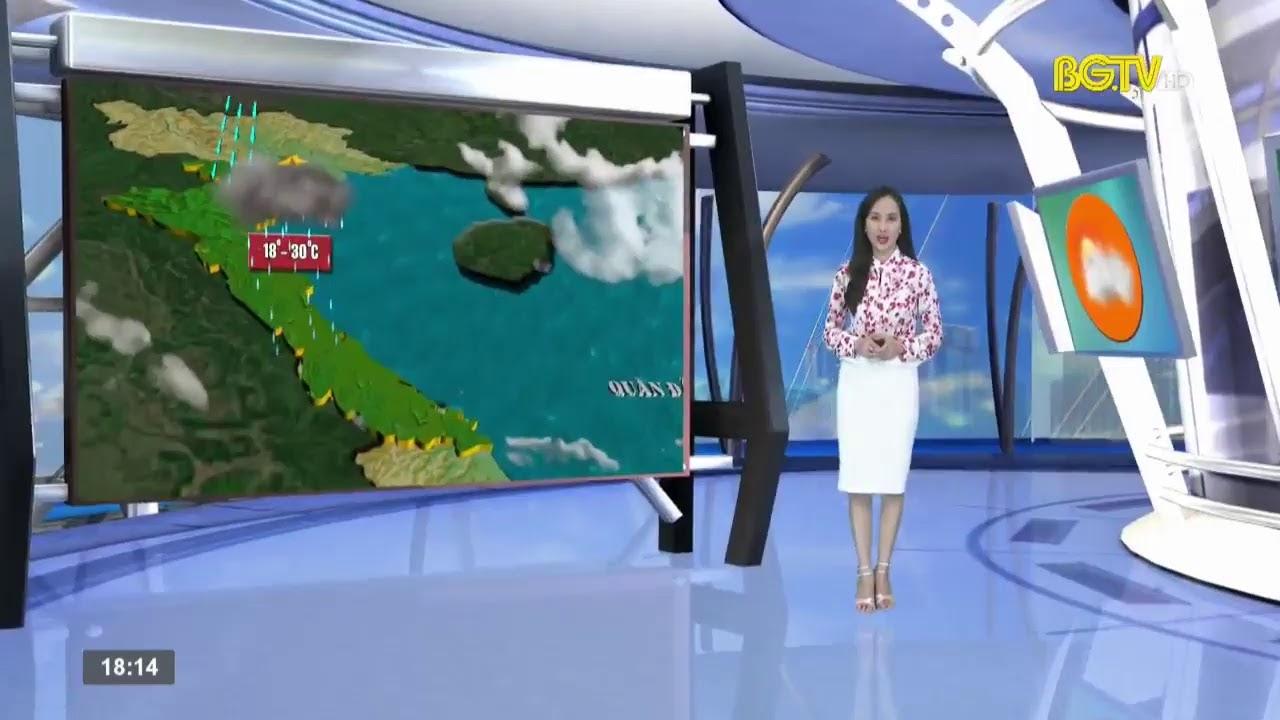 Bản tin thời tiết ngày 23 – 04 – 2020
