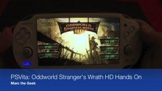 PSVita - Oddworld Stranger