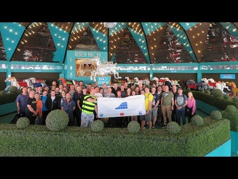"Blackpool Pleasure Beach ICON ""VIP Rides"" & Club Event Vlog May 2018"