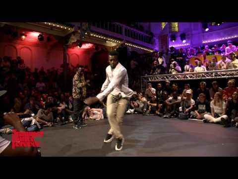 P-Dog vs Kofi 1ST ROUND BATTLES Hiphop Forever - Summer Dance Forever 2016
